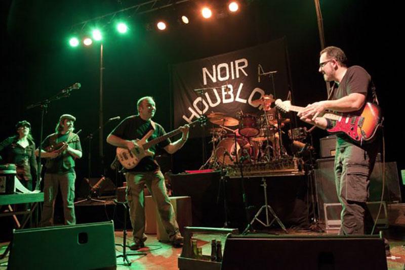 Noir Houblon en concert